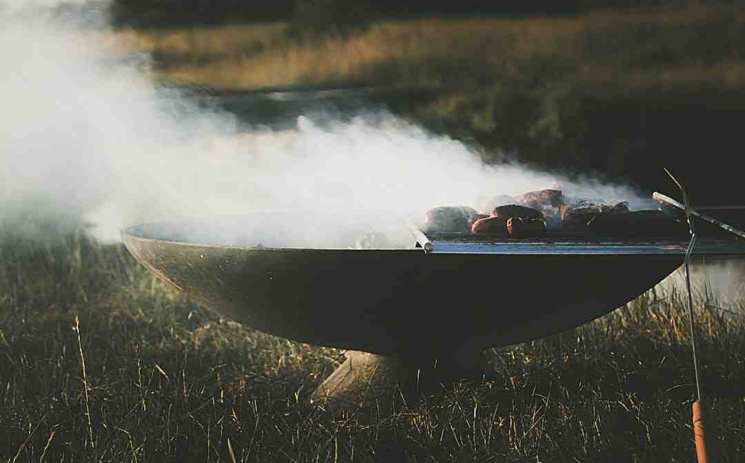 Comment nettoyer barbecue campingaz